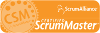 Certified ScrumMaster pela Scrum Alliance