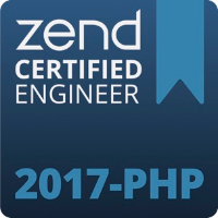 Rogue Wave Zend Certified Engineer 2017-PHP (PHP 7.1)